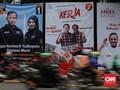 Survei LSI: Ahok Salip Agus, Anies Masih Tertinggal