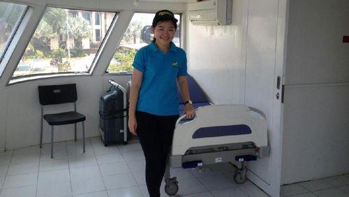 Terinspirasi Ucapan Pasien, Dokter Muda Ini Ketagihan Jadi Pelayan Masyarakat