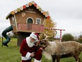 Permohonan Terakhir Sebelum Meninggal di Pelukan Santa Claus
