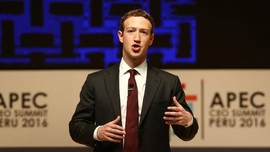 Data Facebook Bocor, Parlemen AS Panggil Zuckerberg