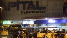 Tiga Bom Rakitan Meledak di Pasar Swalayan Myanmar
