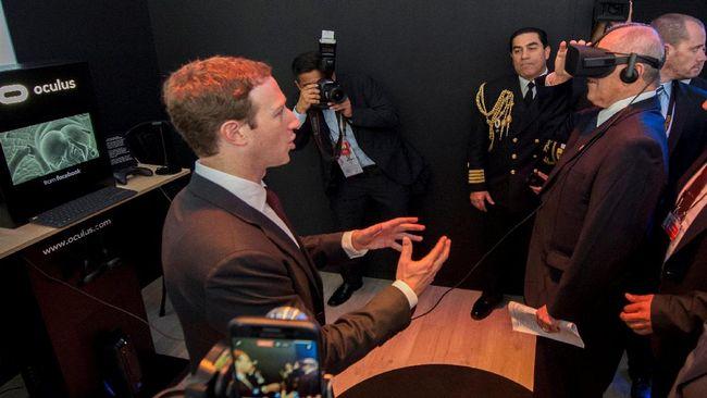 Cerita Zuckerberg Buka Puasa Bersama dengan Muslim Somalia