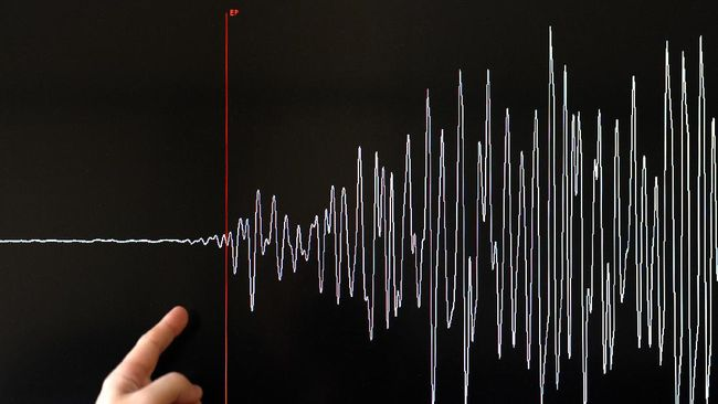 Gempa 5,6 SR Kembali Guncang Jepang, Tidak Berisiko Tsunami