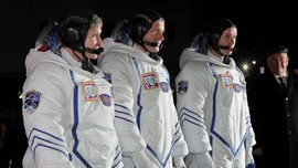 Astronaut Dijamin Aman Meski Kargo Pengangkut Makanan Meledak