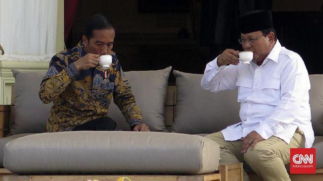 Politik Taktis Jokowi Versus Prabowo Pilih Cawapres