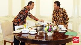 Pantun 'Jokowi-Romy' Muncul di Munas Ulama PPP