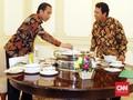 Spontanitas Jokowi Singgung Romi PPP Cocok Jadi Cawapres