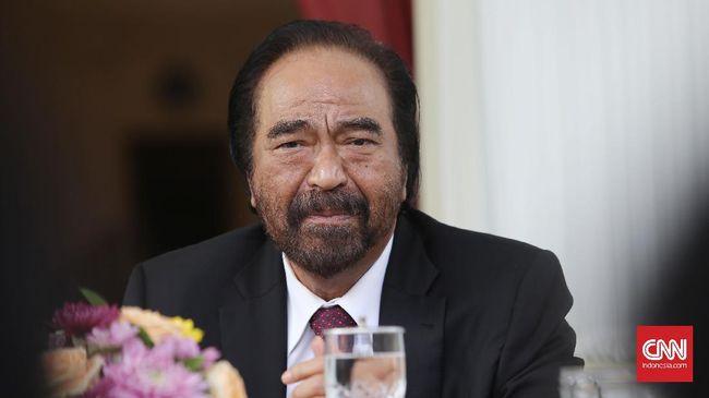 Status Ketum Surya Paloh Digugat, NasDem Patuh Aturan Partai