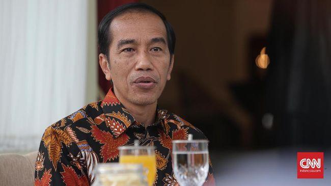 Jokowi Belum Terima Laporan Pertemuan Luhut - Ma'ruf Amin