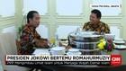 Pertemuan Presiden dengan Romahurmuziy
