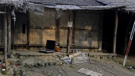 Myanmar Buldoser 55 Desa Rohingya di Rakhine