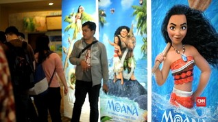 Kerja dengan Disney, Mimpi Gadis Jakarta Jadi Nyata