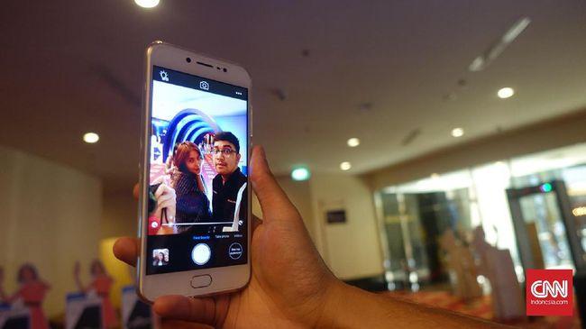 Jagokan Kamera Selfie, Vivo Enggan Disamakan dengan Oppo