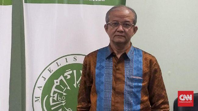 MUI Imbau Pengurus Bersikap Netral di Pilpres 2019