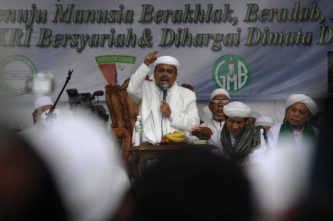 Drama Ahok, Rizieq Shihab serta Ucapan Terima Kasih untuk FPI