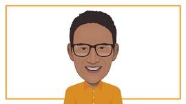 Profil Cawagub DKI Jakarta Sandiaga Uno