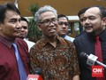 Buni Yani Dihadapkan dengan Saksi Jaksa di Pengadilan