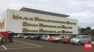 Corona, DPR Minta Jokowi Terbitkan 3 Perppu Amankan Ekonomi
