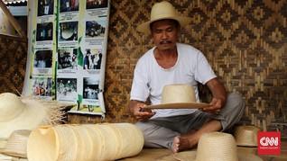 Jokowi Minta UKM Kerajinan Tangan Jadi Lebih 'Gaul'