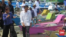 Jokowi: Tak Ada Kepentingan Politik pada Kebijakan Susi