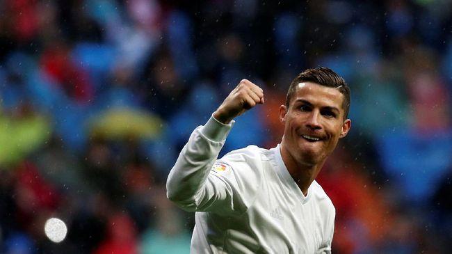 Statistik Ronaldo