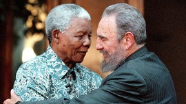 Nama Nelson Mandela Muncul di Paradise Papers