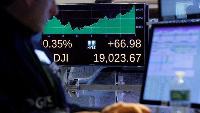 Krisis Politik Italia Bikin Bursa Saham Global Rontok