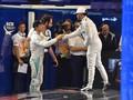 Hamilton: Selamat untuk Rosberg
