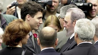 Penuh Sanjungan, Eulogi PM Kanada untuk Castro Dikritik