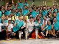 Hamilton Bantah Gunakan Cara Kotor untuk Hentikan Rosberg