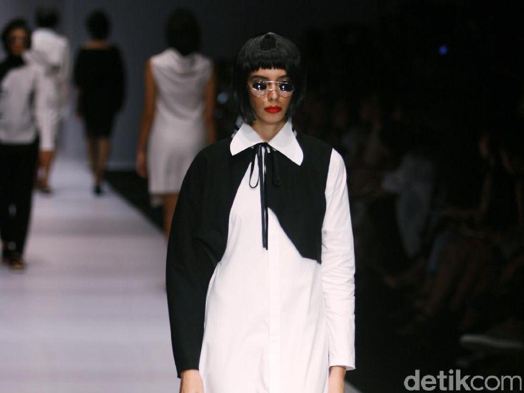 Foto: Koleksi Patrick Owen di Jakarta Fashion Week 2017