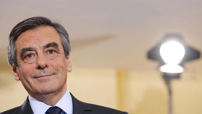 Dijerat Skandal, Fillon Berkeras Jadi Presiden Perancis