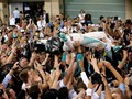 Rosberg Deg-degan Sebelum Pastikan Gelar F1 2016