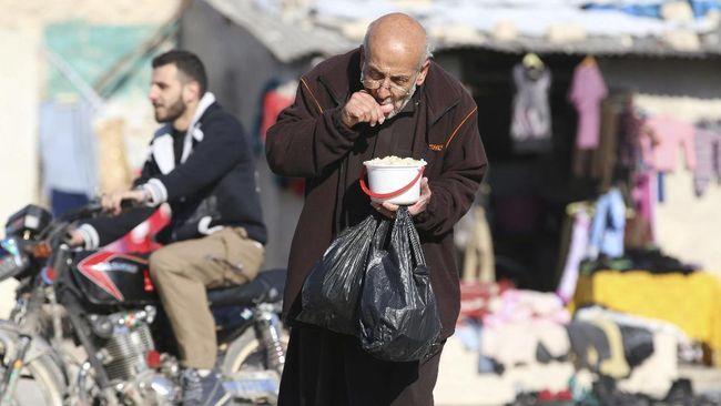 11,3 Persen Populasi Dunia Masih Kelaparan