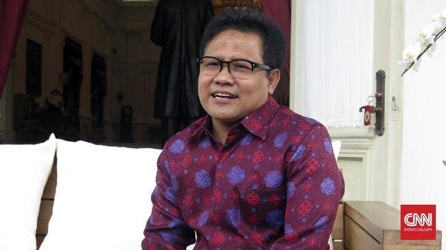 Muhaimin Klaim Dapat 'Sinyal' Kiai untuk Jadi Cawapres Jokowi