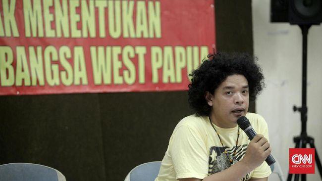 Surya Anta cs Berencana Jalani Sidang Perdana Pakai Koteka
