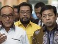 Ical Belum Bahas Nasib Setya Novanto di Partai Golkar