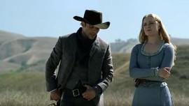 Lokasi Syuting 'Westworld' di California Habis Dilahap Api
