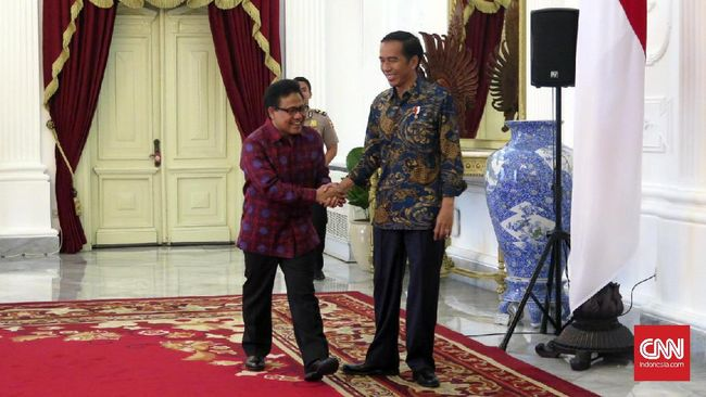 PBNU: Jika Bukan NU, Tak Ada Tanggung Jawab Menangkan Jokowi