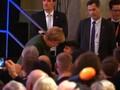Merkel Kabulkan Impian Bocah Imigran Afghanistan