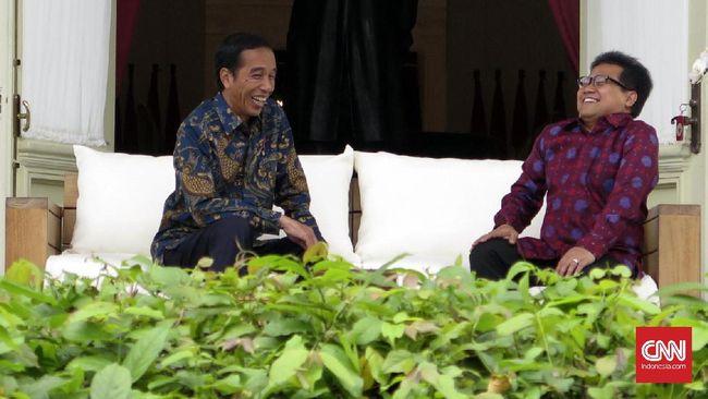 Lebih Pilih Jokowi, PKB Belum Tertarik pada Poros Demokrat