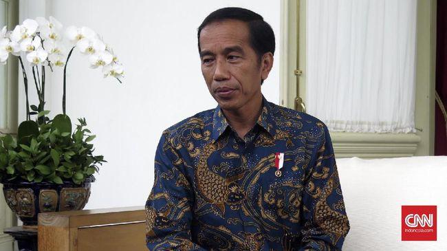 Jokowi Heran, Kunjungan Turis Indonesia Kalah dari Malaysia