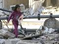Hantam Sekolah, Serangan Udara AS di Suriah Tewaskan 33 Orang