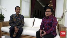 Cak Imin Pamer Naik Pesawat Kepresidenan Bareng Jokowi