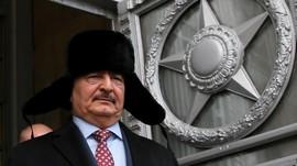 Komandan Militer Libya Minta Bantuan Rusia Hadapi Militan