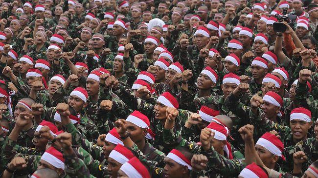 TNI Klaim Tak Pernah Kudeta Pemerintah