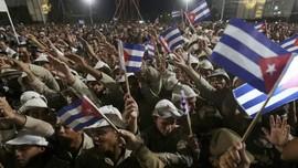 Penghormatan Terakhir untuk Fidel Castro