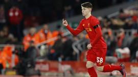 Ke Semifinal, Penyerang Muda Liverpool Cetak Sejarah