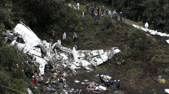Tragedi Pesawat Jatuh Pernah Menimpa Klub Sepak Bola