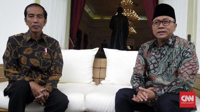NasDem Sindir PAN Membodohkan Program Jokowi Selama Kampanye
